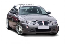 Rover 75 Standard Version After Facelift (2004-2005) Custom Front Bumper Lip Spoiler Extension