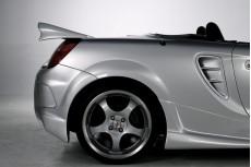 Toyota MR2 Mk3 Standard Version (1999 - 2007) Custom Side Vents Imitations
