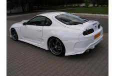 Toyota Supra Mk4 Standard Version (1992 - 2002) Custom Rear Wide Arches