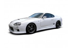 Toyota Supra Mk4 Standard Version (1992 - 2002) Custom Front Wide Arches