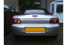 Mazda MX5 NB Mk2 Custom Rear Bumper