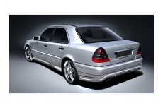 Mercedes C W202 Custom Rear Bumper