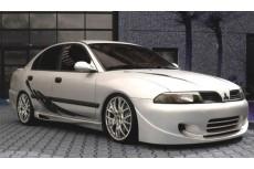 Mitsubishi Carisma Custom Front Bumper