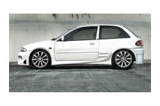 Mitsubishi Colt Mk5 Custom Side Skirts