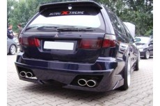 Mitsubishi Galant Custom Rear Bumper