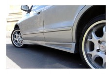Mitsubishi Galant Custom Side Skirts