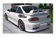 Nissan 100NX Custom Rear Bumper