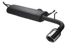 Mitsubishi Lancer Mk9 Hatchback Sedan 2007-2012 Sport Performance Exhaust Silencer Muffler