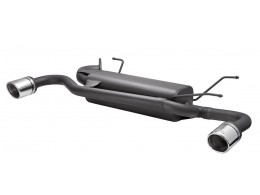 Mazda MX5 NB 1998-2005 Sport Performance Exhaust Silencer Muffler