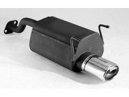 Honda Civic Mk6 3D Hatchback 1996-2001 Sport Performance Exhaust Silencer Muffler