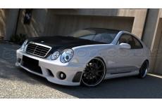 Mercedes CLK Class W208 Standard Versions (1997 - 2003) Custom Body Kit 'W204 AMG LOOK'