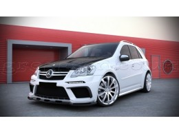 Mercedes ML W164 Standard Facelift Version (2008 - 2011) Custom Body Kit