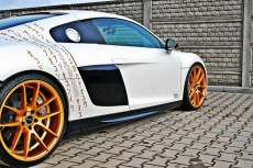 Audi R8 (2006 - 2015) Custom Side Skirts