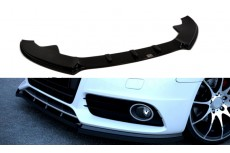Audi S4 B8 (2008-2011) Custom Front Bumper Lip Spoiler Extension