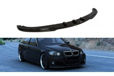 BMW E90 / E91 Saloon & Estate Standard Version Facelift (2008-2011) Custom Front Bumper Lip Spoiler Extension