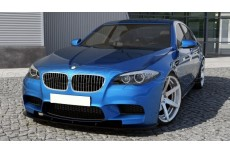 BMW F10 M5 (2011 -) Custom Front Bumper Lip Spoiler Extension