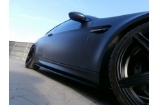 BMW M3 E92 / E93 Coupe Cabrio (2006-2013) Custom Side Skirts Diffusers