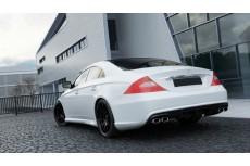 Mercedes CLS W219 / C219 Standard Versions Custom Rear Bumper