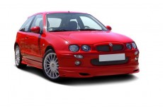 MG ZR (2001-2004) Custom Front Bumper Spoiler Extension
