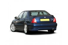 MG ZS Saloon (2001-2003) Custom Rear Bumper Spoiler Extension