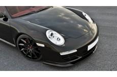 Porsche 911 Carrera 997.2 (2009-2011) Custom Front Bumper Spoiler Extension Splitter