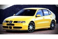 Seat Leon Mk1 Sport (1999-2006) Custom Front Bumper Spoiler Extension Splitter