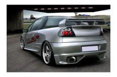 Vauxhall Tigra Custom Boot Wing Spoiler