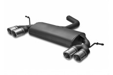 Volkswagen Golf Mk6 2008-2013 Hatchback 5D Sport Performance Exhaust Silencer Muffler