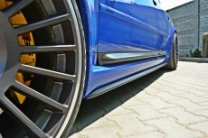 Audi RS6 C5 (2002 - 2004) Custom Side Skirts Diffuzers