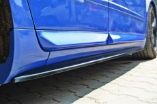 Audi S4 B6 (2003 - 2005) Custom Side Skirts Diffusers