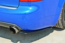 Audi S4 B6 (2003 - 2005) Custom Rear Bumper Side Splitters