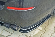 BMW F11 (2011 -) Custom Rear Bumper Side Splitters V2