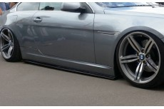 BMW E64 (2003 - 2007) Custom Side Skirts Diffusers