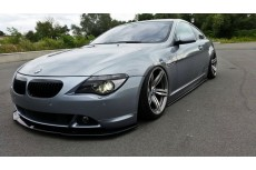 BMW E64 (2003 - 2007) Custom Front Bumper Lip Spoiler Extension V2