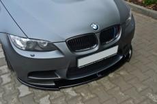 BMW M3 E92 Coupe & Cabrio (2007-2013) Custom Front Bumper Lip Spoiler Extension