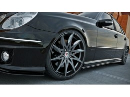 Mercedes W211 AMG (2002 - 2009) Custom Side Skirts Diffusers