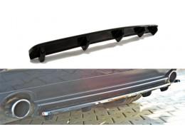Alfa Romeo 159 2005-2011 Custom Central Rear Bumper Diffusers With Vertical Bars
