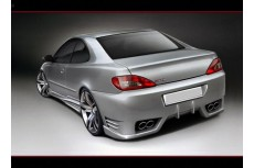 Peugeot 406 Coupe Custom Rear Bumper