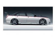 Peugeot 406 Coupe Custom Side Skirts