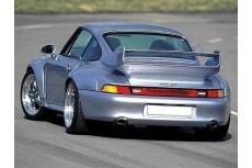 Porsche 911 Series 993 Custom Rear Bumper