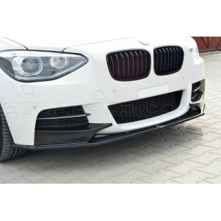bmw f20 m power preface 2011 2015 custom front bumper. Black Bedroom Furniture Sets. Home Design Ideas