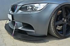 BMW M3 E92 / E93 Coupe & Cabrio 2007-2013 Custom Racing Front Bumper Lip Spoiler Extension Diffuser
