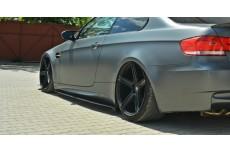 BMW M3 E92 / E93 Coupe & Cabrio 2007-2013 Custom Racing Side Skirts Diffusers