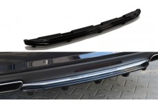 Mercedes CLS C218 / W218 (2011 - 2014) Rear Bumper Diffuser Valance Extension (With A Vertical Bar)