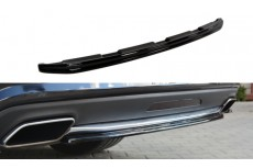 Mercedes CLS C218 / W218 (2011 - 2014) Rear Bumper Diffuser Valance Extension (Without A Vertical Bar)