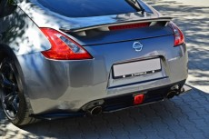 Nissan 370Z (2009 -) Central Rear Bumper Diffuser Valance Extension