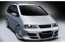 Seat Alhambra Mk1 Custom Front Bumper