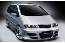 Seat Alhambra Mk1 Custom Side Skirts