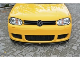 Volkswagen Golf Mk4 R32 (2002-2004) Custom Front Bumper Lip Spoiler Extension Diffuser