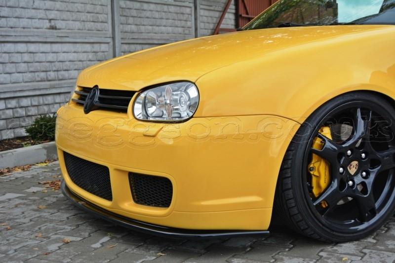 Volkswagen Golf Mk4 R32 (2002-2004) Custom Front Bumper Lip Spoiler